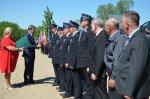 Gminne Obchody Dnia Strażaka oraz 50 - lecie OSP wTreblince