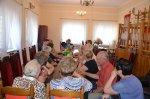 Spotkanie zsołtysami – posadzenie dębów upamiętniających 100 - tną rocznicę Odzyskania Niepodległości przez Polskę