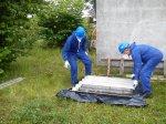 Informacja odofinansowaniu odbioru azbestu zterenu Gminy Małkinia Górna