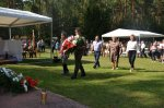 Uroczystości rocznicowe wMuzeum Walki iMęczeństwa wTreblince